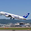 2018年・航空フォト 大阪国際空港 ラッピングジェット