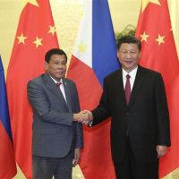 中国とフィリピン、共同声明を発表