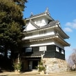 吉田城に巨大門松