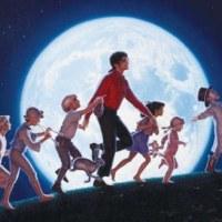 ★マイケルジャクソンの「楽園画」?!その2