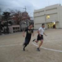 駅伝最終練習