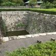 松山城 NO.6(天守出口から二の丸庭園)