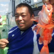 鹿島で高級魚アカムツ