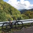天生峠〜白川郷140キロコースへ。とろろ蕎麦を堪能。