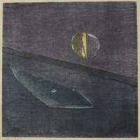 清宮質文「月と運河」