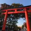 京都・嵯峨野@車折(くるまざき)神社