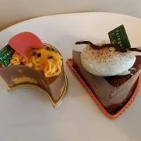 ぐんまちゃん家   'パティスリー ポタジエのケーキ'