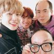 BTS 本日のツイート(2018.2.19)