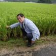 9月17日 1泊2日 佐賀米研修会 台風の中行きました