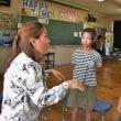 最先端英語教育授業に取り組む町立境小学校を視察〜境町から世界へはばたけ!〜