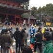 生ライブ!2018東京マラソン 今増上寺前