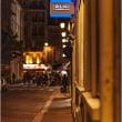 パリ、夕餉頃