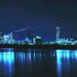 四日市コンビナート夜景