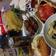 夕飯をしっかり食べる