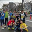 大阪城リレーマラソン参加!