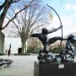 箱根彫刻の森美術館と美ケ原高原美術館の彫刻作品