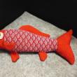 緋鯉 ( こいのぼり )