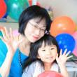 親子撮影会での写真たち