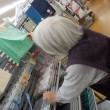 買い物へ・・・