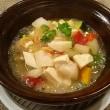 全てが熱々!な広東料理 5:豆腐と春雨が主役(笑)