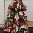 手作りのクリスマスツリー!