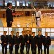 🥋空手道選手権大会