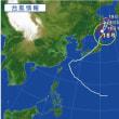 台風18号は北海道を通過