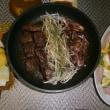 お肉食べよ~♪