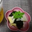 頂き物の筍とワカメで若竹煮を作りいっぱいでしたm(__)m