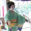 奉納舞のお知らせ 丹生川上神社にて2017/10/09