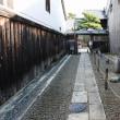 近江八幡 終わり 旧家