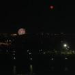 夕べは満月
