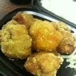 鶏からおろしポン酢弁当