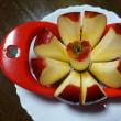 リンゴ切り噐