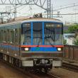 2017年8月17日  東急目黒線 多摩川 都営三田線 6303F 1次車