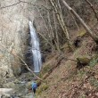 川苔山の途中