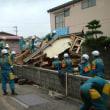 中越沖地震 現地報告 その3