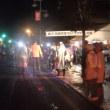 城内坂ウルトラマラソン、台風で・・・