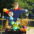 大田市「藪塚かかし(Scarecrow)祭り」2017