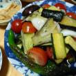 夏野菜で暑さを乗り切りたい