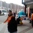 琵琶湖レイクマラソン当日