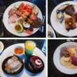 ニュージーランド旅行記(6)スカイレストランで夕食