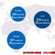 平昌五輪ウエブサイトの地図からまたも日本消される。