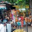 shopping street☆インドの街角から