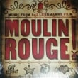 Various Artists	/	 Moulin Rouge - Music From Baz Luhrman's Film (2LP)