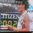 マラソン服部14年ぶり優勝!