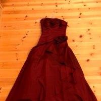 ドレスのこと。