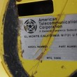American Telecommunications Corporation のドーナツ型電話機