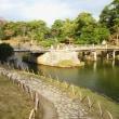 <名勝「玄宮楽々園」> 彦根藩主の御殿と雄大な池泉回遊式庭園