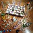 ガラス作品の新作入荷
